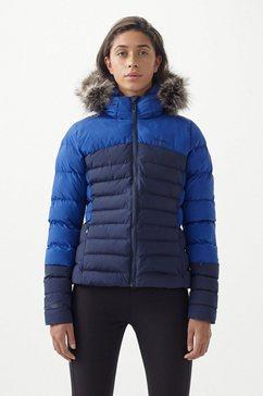 o'neill ski jas »phase« blauw