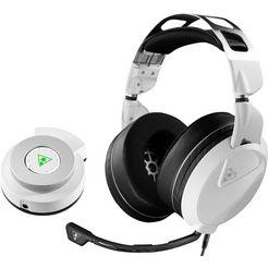 turtle beach »xbox elite pro 2« gamingheadset (bluetooth, met snoer, externe microfoon) wit