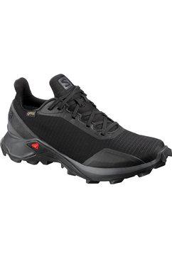 salomon runningschoenen »alphacross gore-tex w« zwart