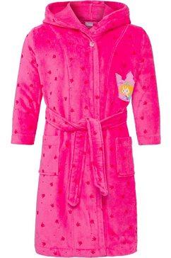 kinderbadjas »163157-504 badjas«, schiesser roze