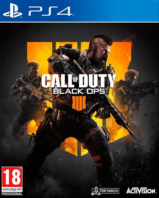 PlayStation Game PS4 Call of Duty, Black Ops 4 bij OTTO online kopen