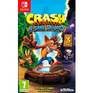 game nintendo switch crash bandicoot n'sane trlogy