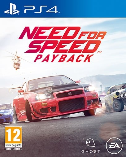 PlayStation Game PS4 Need for Speed: Payback veilig op otto.nl kopen
