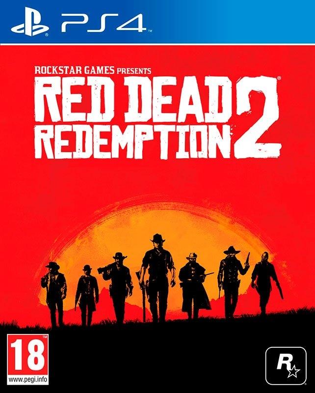 PlayStation Game PS4 Red Dead Redemption 2 nu online bestellen