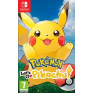 game nintendo switch let's go pikachu! andere