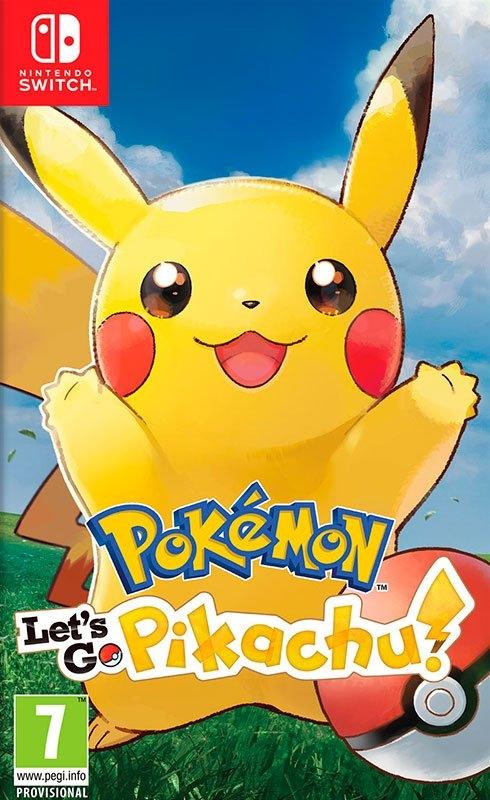 Nintendo Game NINTENDO SWITCH Let's Go Pikachu! - gratis ruilen op otto.nl