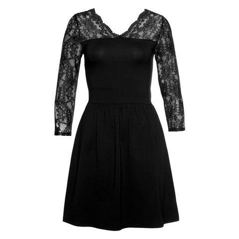 ONLY party-jurk zwart