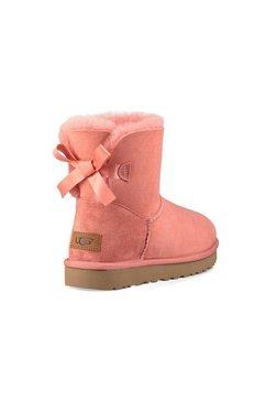 ugg boots zonder sluiting »mini bailey bow 2« oranje