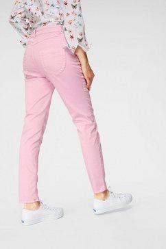clarina skinny fit jeans roze