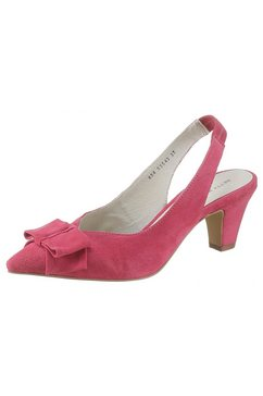 betty barclay shoes pumps met hielbandje roze