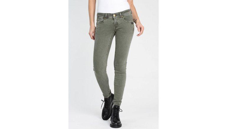 """GANG skinny fit jeans """"FAYE"""" perfecte pasvorm door het elastan-aandeel"""