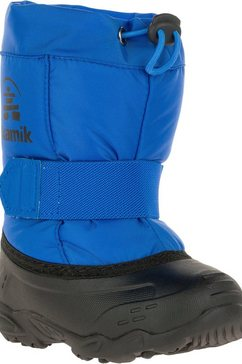 kamik outdoor winterlaarzen »tickle eu« blauw