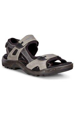 ecco sandalen »offroad« grijs