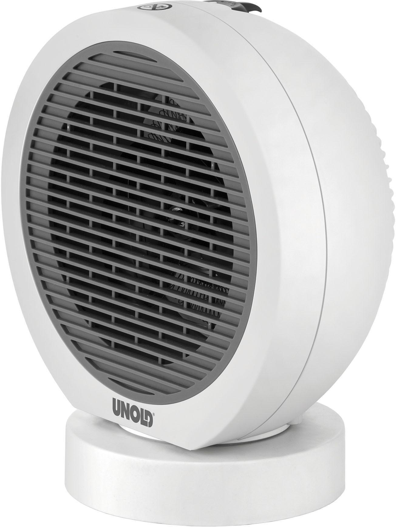 Unold ventilatorkachel Rondo oscillerend 86130 bestellen: 30 dagen bedenktijd