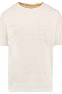 nop t-shirt »anoka« wit
