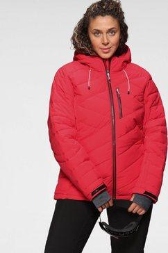 killtec ski-jack t-m mt. 58 te bestellen rood