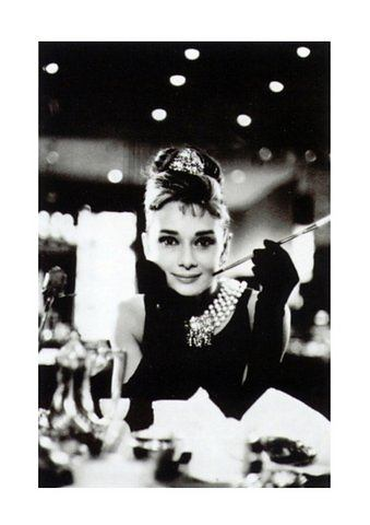 Artprint 'Breakfast at Tiffany's'