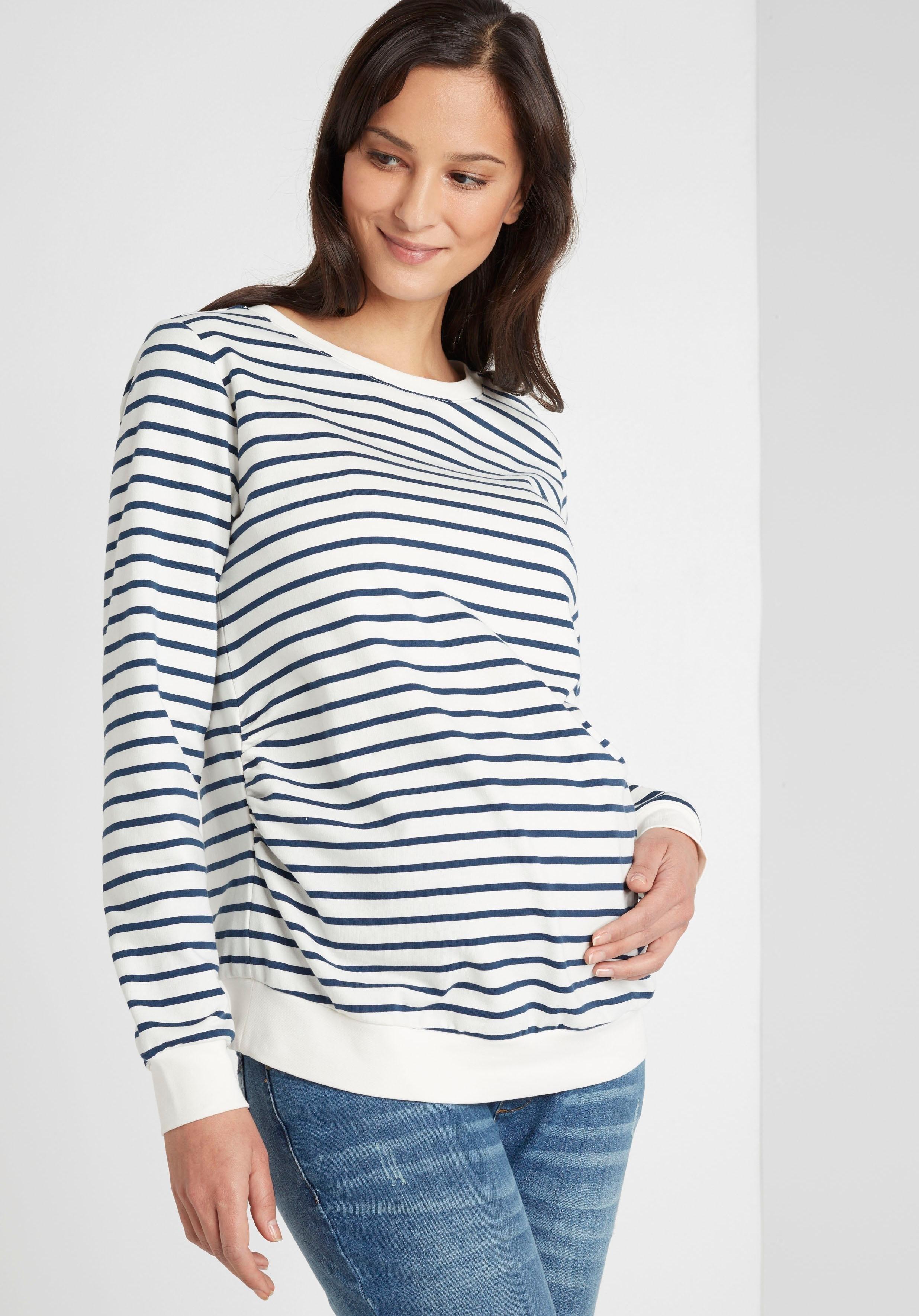 Neun Monate zwangerschapssweatshirt goedkoop op otto.nl kopen