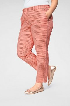 gmk curvy collection 7-8-broek oranje
