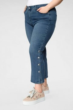gmk curvy collection 7-8 jeans blauw