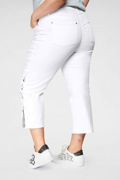 gmk curvy collection 7-8 jeans wit