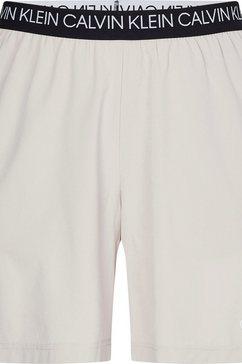 "calvin klein performance trainingsshort »7"" woven shorts« wit"