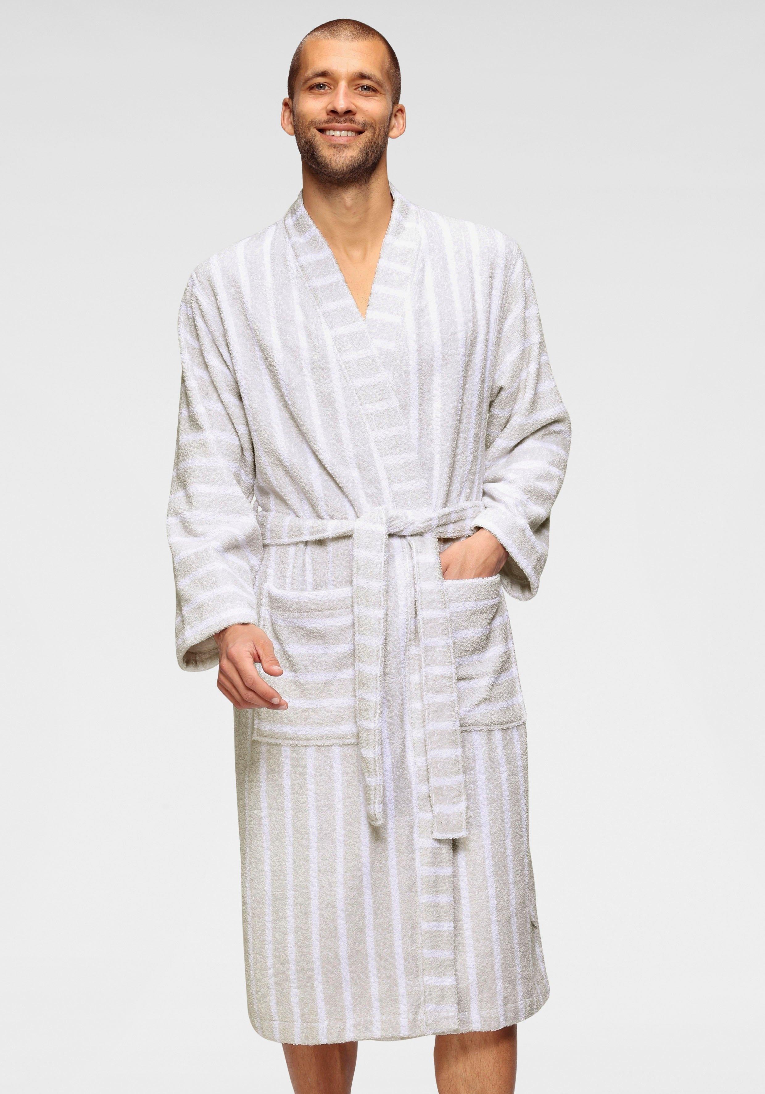 Op zoek naar een my home uniseks badjas »Finn«? Koop online bij OTTO