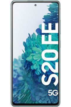 samsung smartphone galaxy s20 fe 5g groen