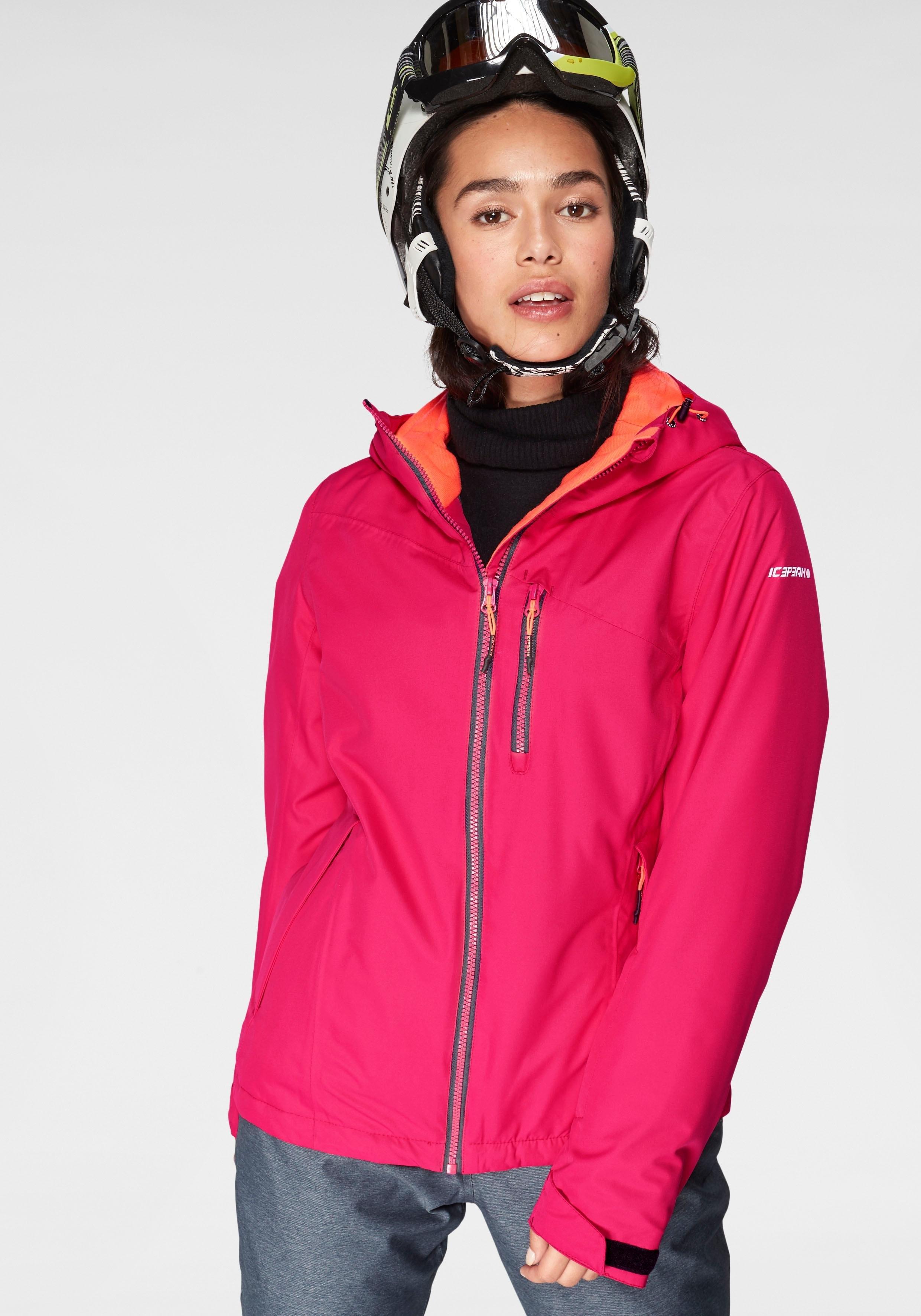 ICEPEAK ski-jack »KIRA« - verschillende betaalmethodes
