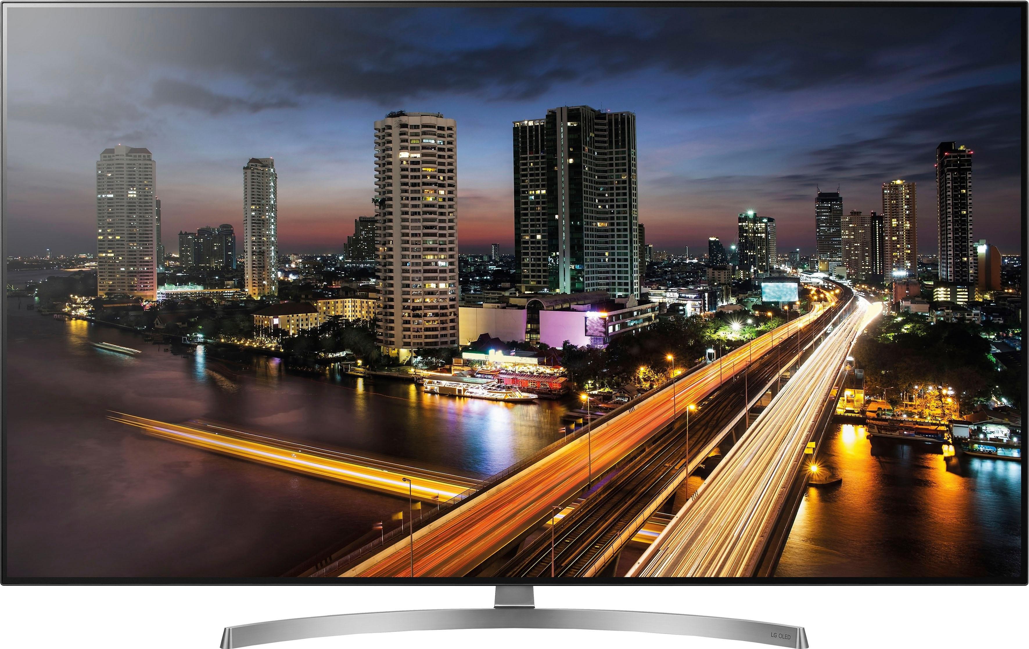 LG Oled65B87LC oled-tv (164 cm / (65 inch)), 4K Ultra HD, smart-tv bestellen: 14 dagen bedenktijd