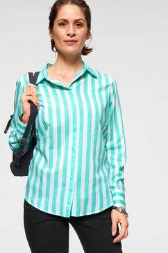 clarina overhemdblouse groen