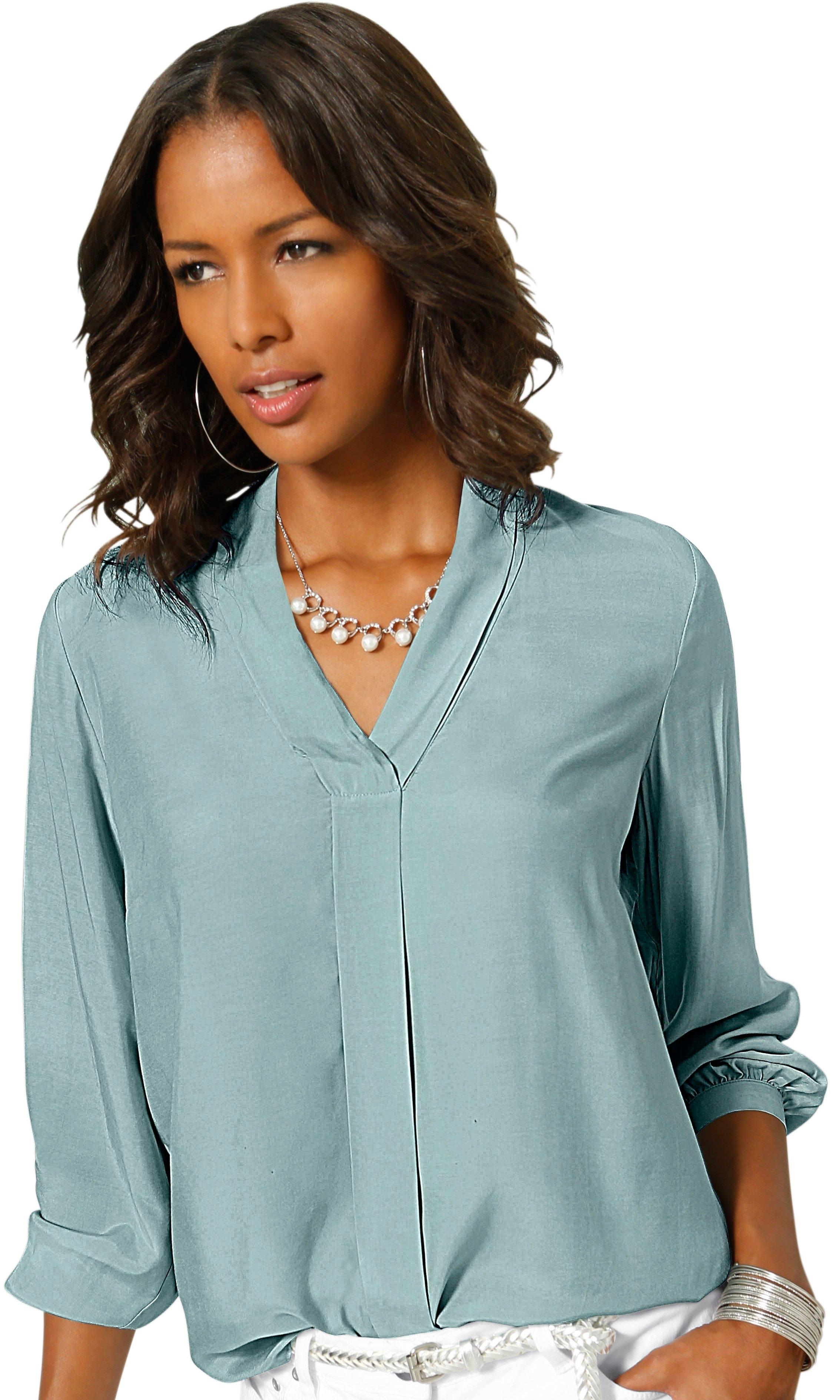 Op zoek naar een Alessa W. blouse achter langer? Koop online bij OTTO
