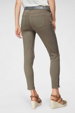 soyaconcept 7-8 jeans »shadi power« groen