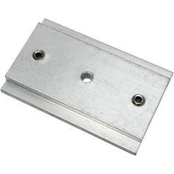 gardinia gordijnroedehouder gordijnrails-verbindingen serie paneelgordijn techniek atlanta (1 stuk) zilver