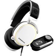 steelseries »arctis pro + gamedac white« gaming-headset (bluetooth, hi-res, noise-cancelling) wit