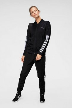 adidas trainingspak schwarz