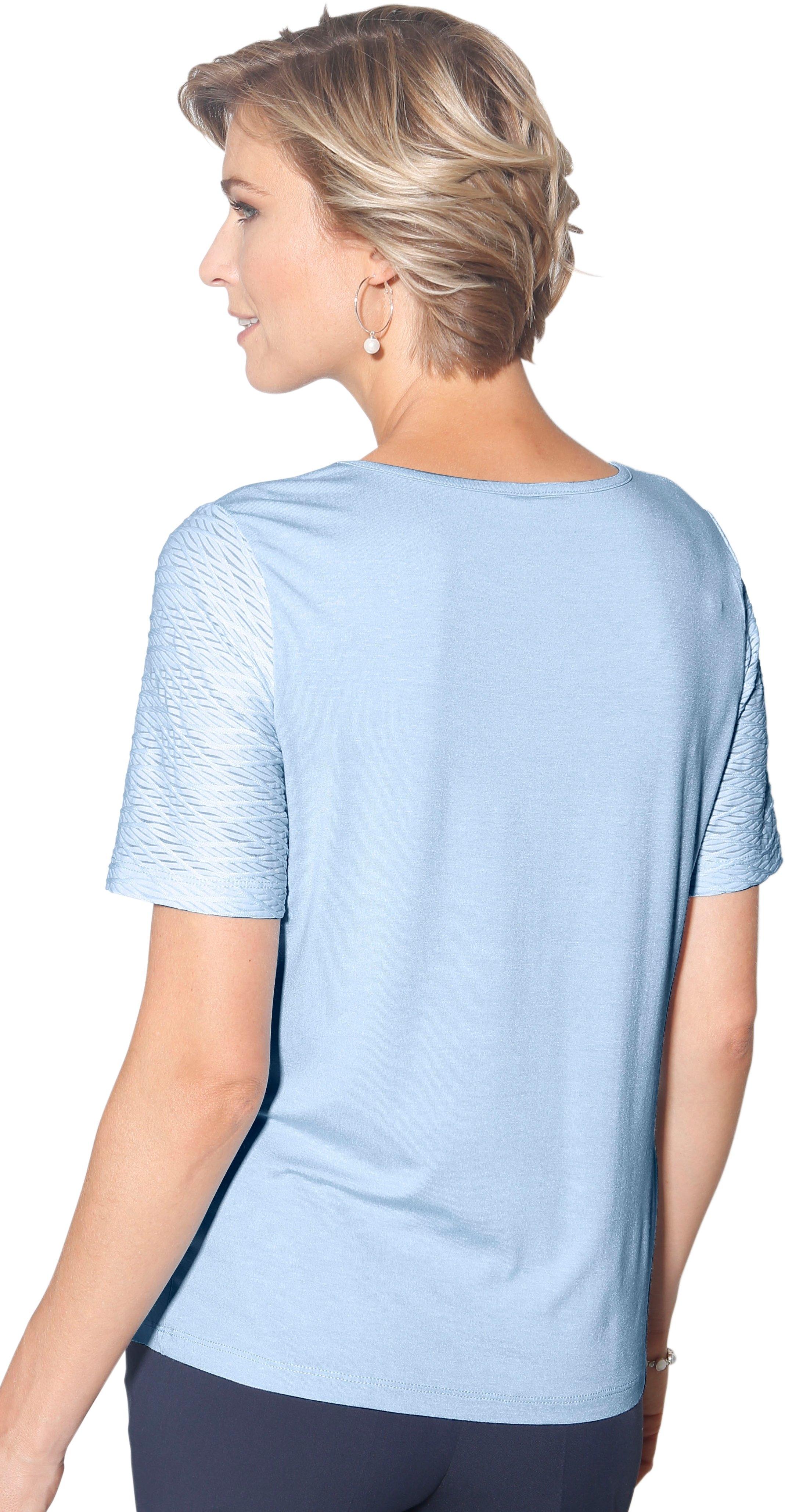 Met Aantrekkelijk Classic Verkrijgbaar Online Shirt Structuurmotief jGLqpSUzMV