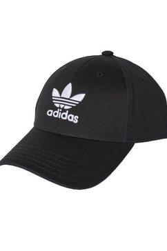 adidas originals baseballcap baseb class tre zwart