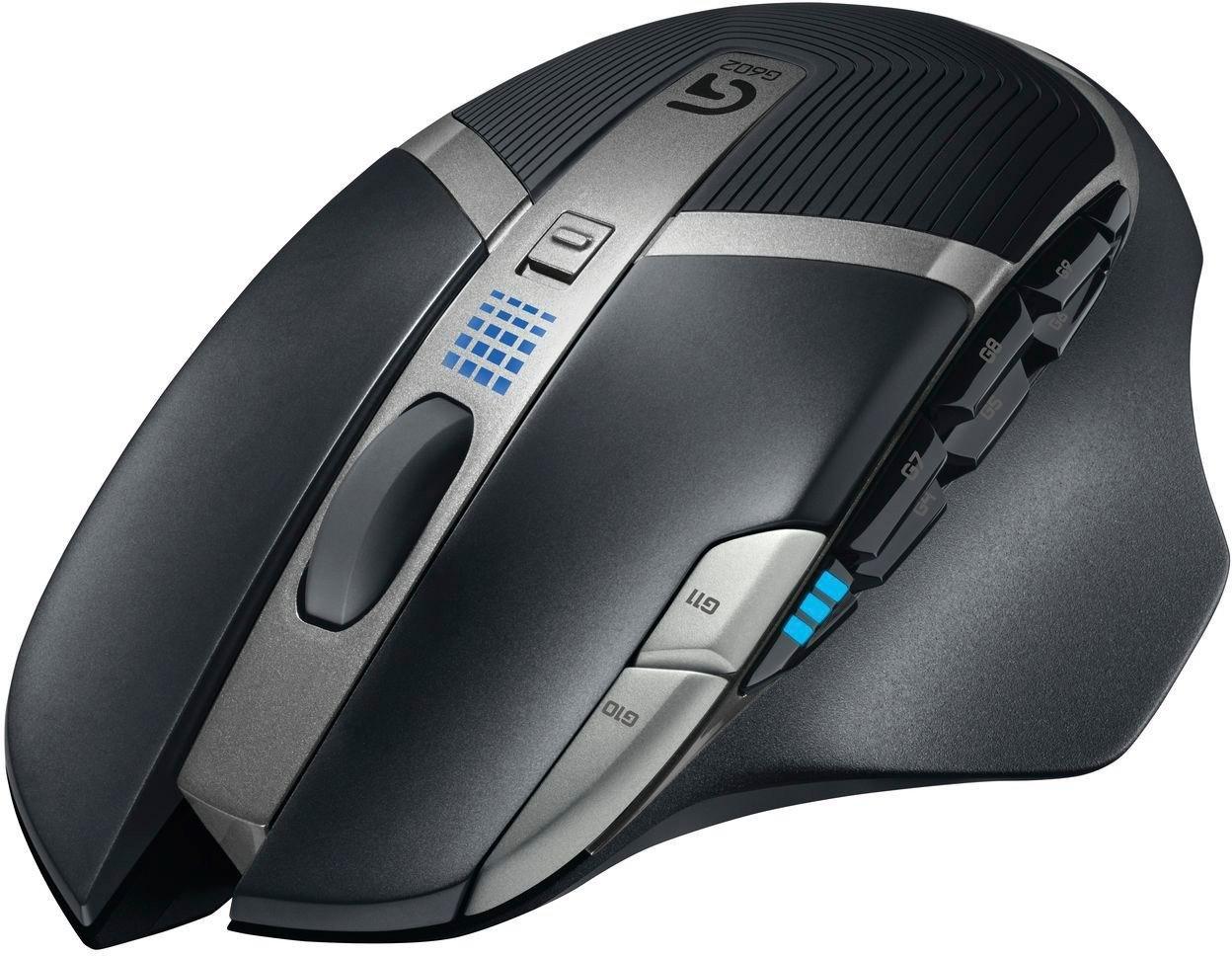 Logitech Games »G602« gaming-muis (Funk, 2500 dpi) voordelig en veilig online kopen