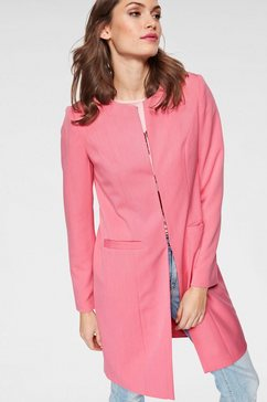 guido maria kretschmer korte jas roze