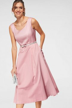 guido maria kretschmer zomerjurk roze