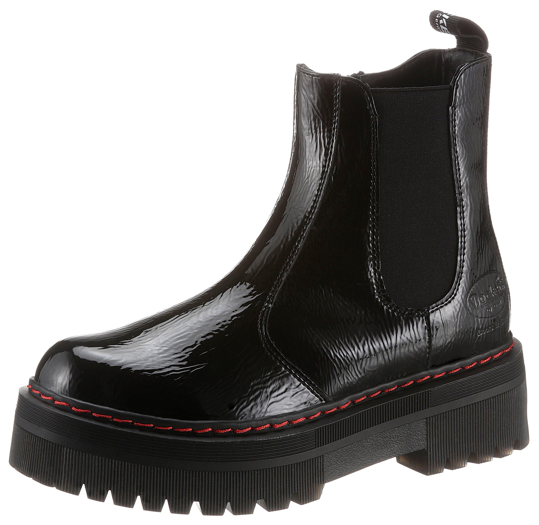 Dockers by Gerli Chelsea-boots met een opvallende plateauzool nu online kopen bij OTTO
