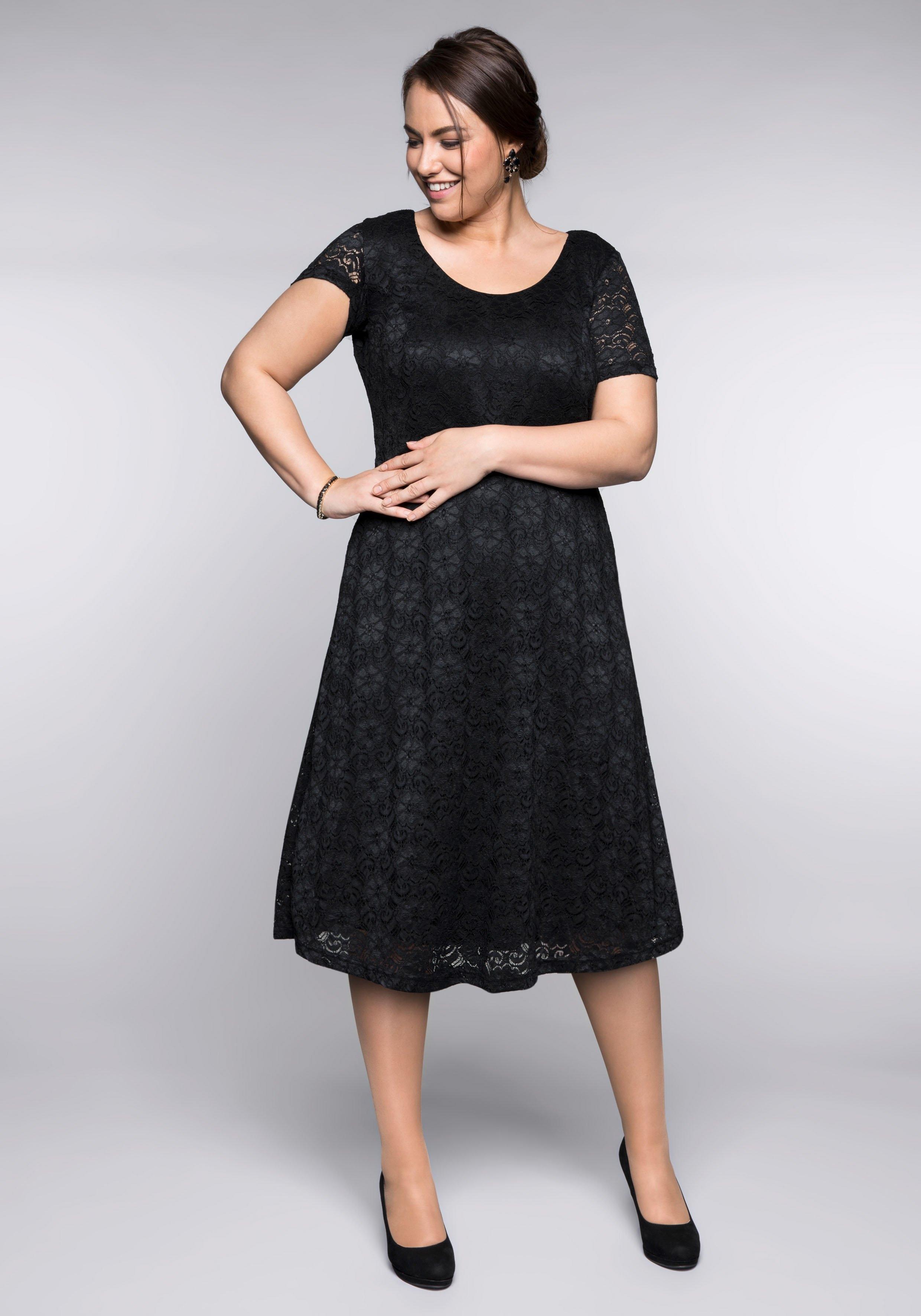 Sheego Style kanten jurk online kopen op otto.nl
