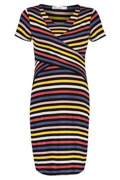 queen mum jurk met voedingsfunctie »nursing stripe« multicolor