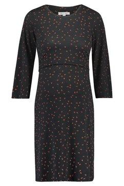queen mum jurk met voedingsfunctie »nursing 3-4« zwart