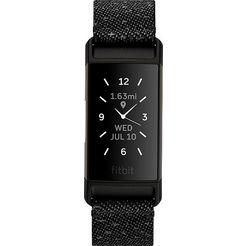 fitbit smartwatch charge 4 zwart