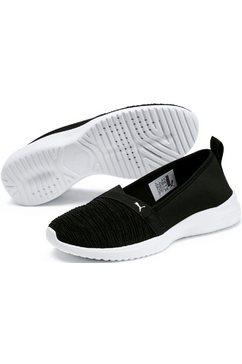 puma sneaker-ballerina's adelina zwart