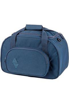 nitro reistas »duffle bag xs indigo« blauw