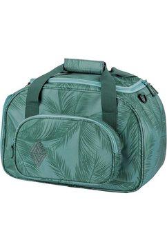 nitro reistas »duffle bag xs coco« groen