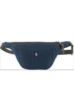 nitro heuptasje hip bag, indigo blauw